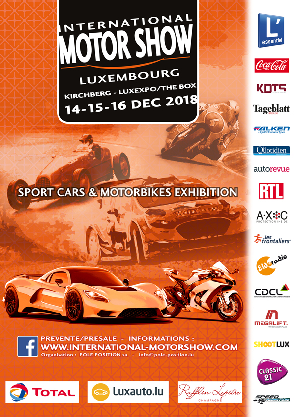 International Motor Show de Luxembourg